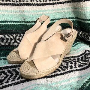 NWOT Caslon SURI Espadrille Sandals